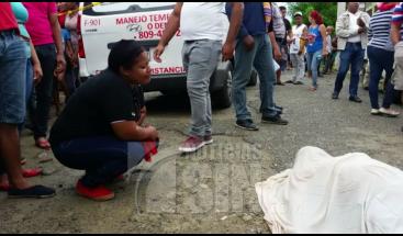Mueren electrocutadosdos hombres al caerle cable de alta tensión en Los Alcarrizos