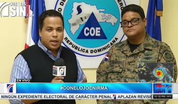 Autoridades de socorro inician evacuaciones obligatorias en provincias en alerta roja