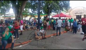 Dominicanos celebran hoy día de San Miguel Arcángel