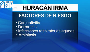 Enfermedades que afectan a la población tras el paso de un huracán, según OMS