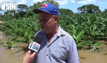 Huracán Irma causa daños a la agricultura y otros sectores de Montecristi