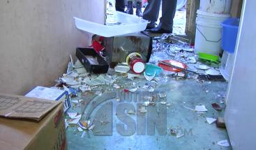 PN continúa tras la pista de una mujer que propinó siete puñaladas a su ex suegra en SJM