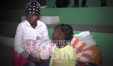 Fuertes vientos y decenas de desplazados en Higüey