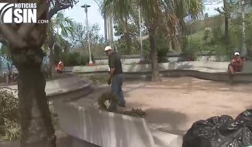 Puerto Rico inicia labores de reconstrucción tras paso de Irma