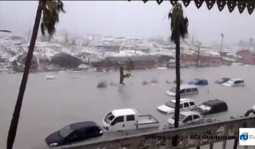 Cruz Roja Americana ayuda a 100 personas de San Martín afectados por Irma