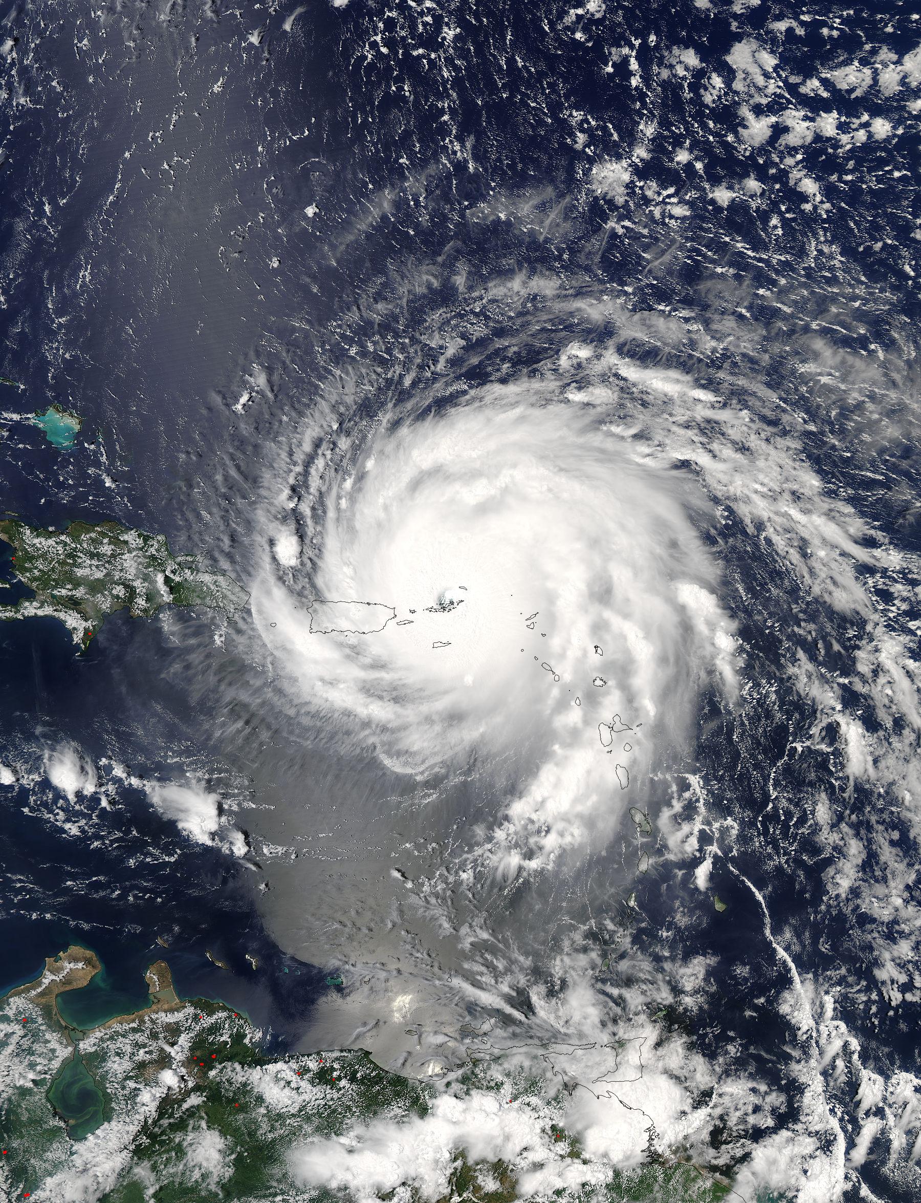 La ONU lanza operaciones de emergencia en el Caribe tras el paso de Irma