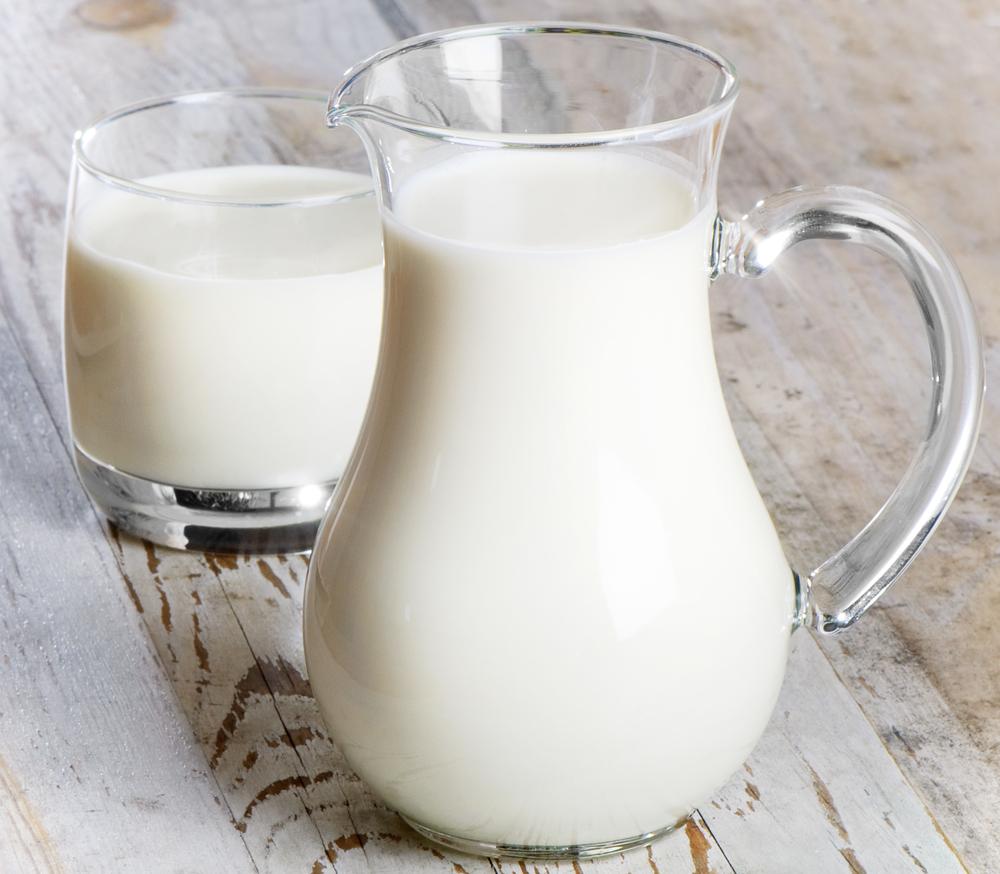 La leche, fuente natural de calcio