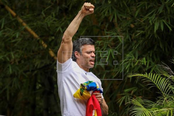 Leopoldo López y su partido desmienten a Maduro sobre asistencia a
