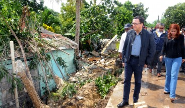 Ministerio de Educación dispone reparación inmediata de escuelas afectadas por Irma