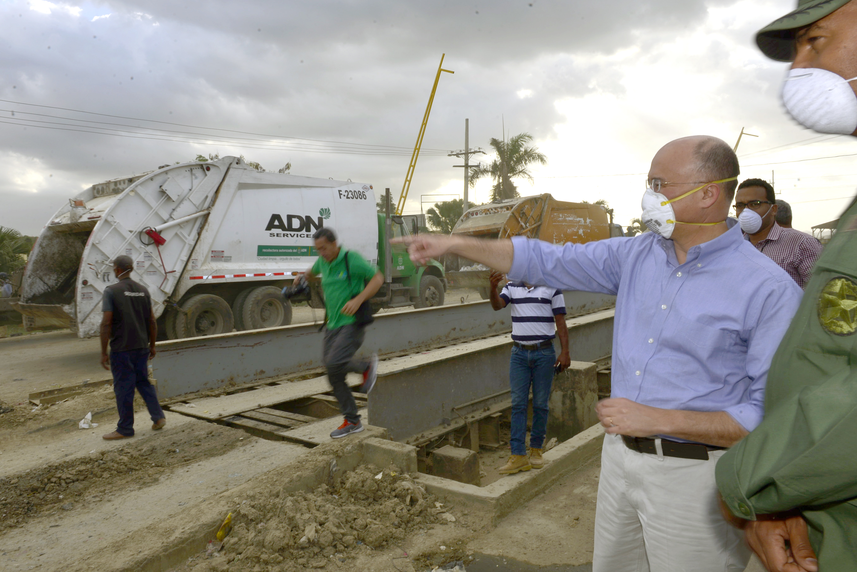 Domínguez Brito: La justicia ha respondido en favor de la salud del Gran Santo Domingo