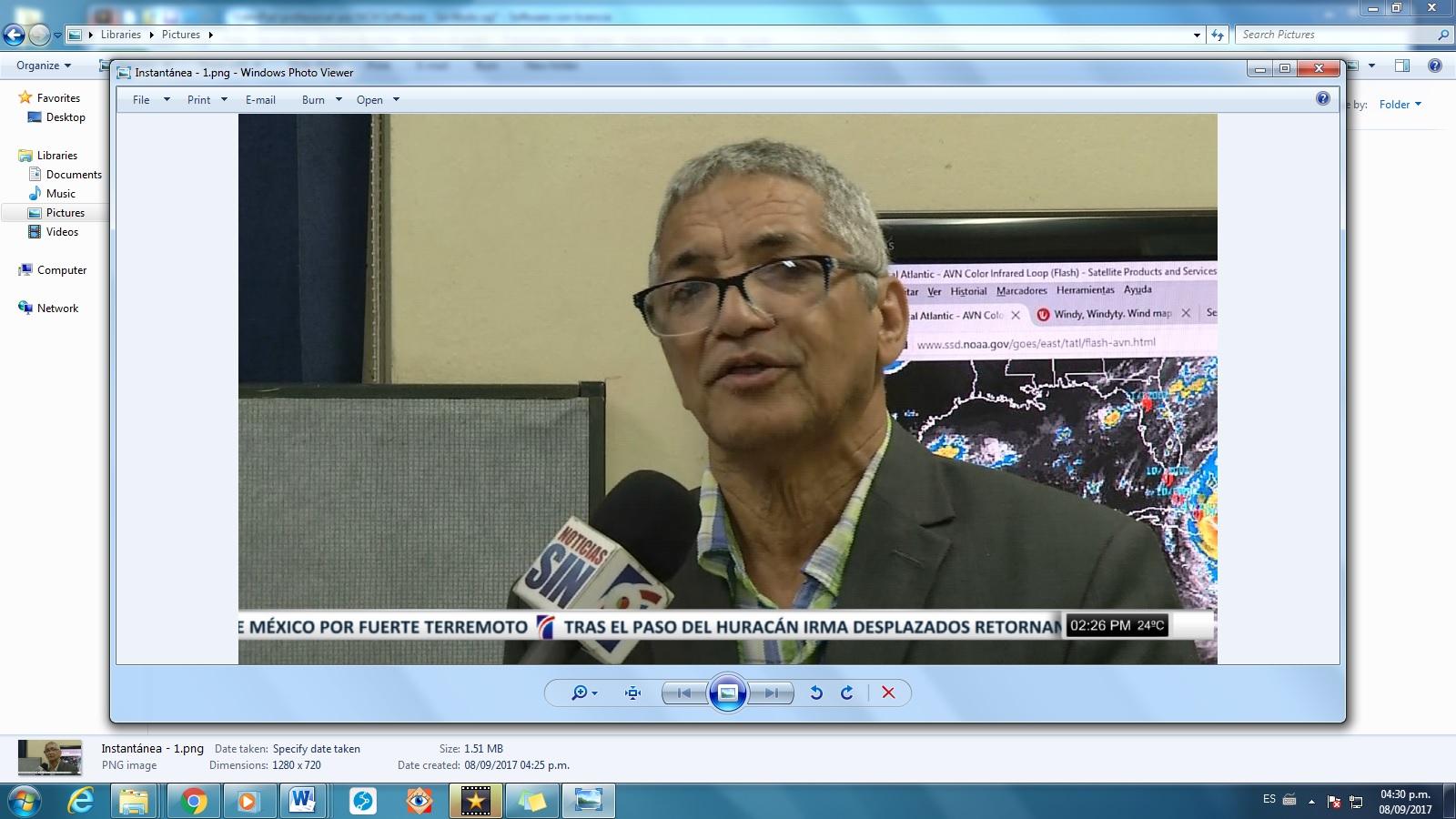 Canciller Miguel Vargas instruye cónsules asistir dominicanos residentes en islas caribeñas por huracán Irma