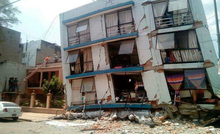 Suman 324 muertos por el terremoto del 19 de septiembre en México