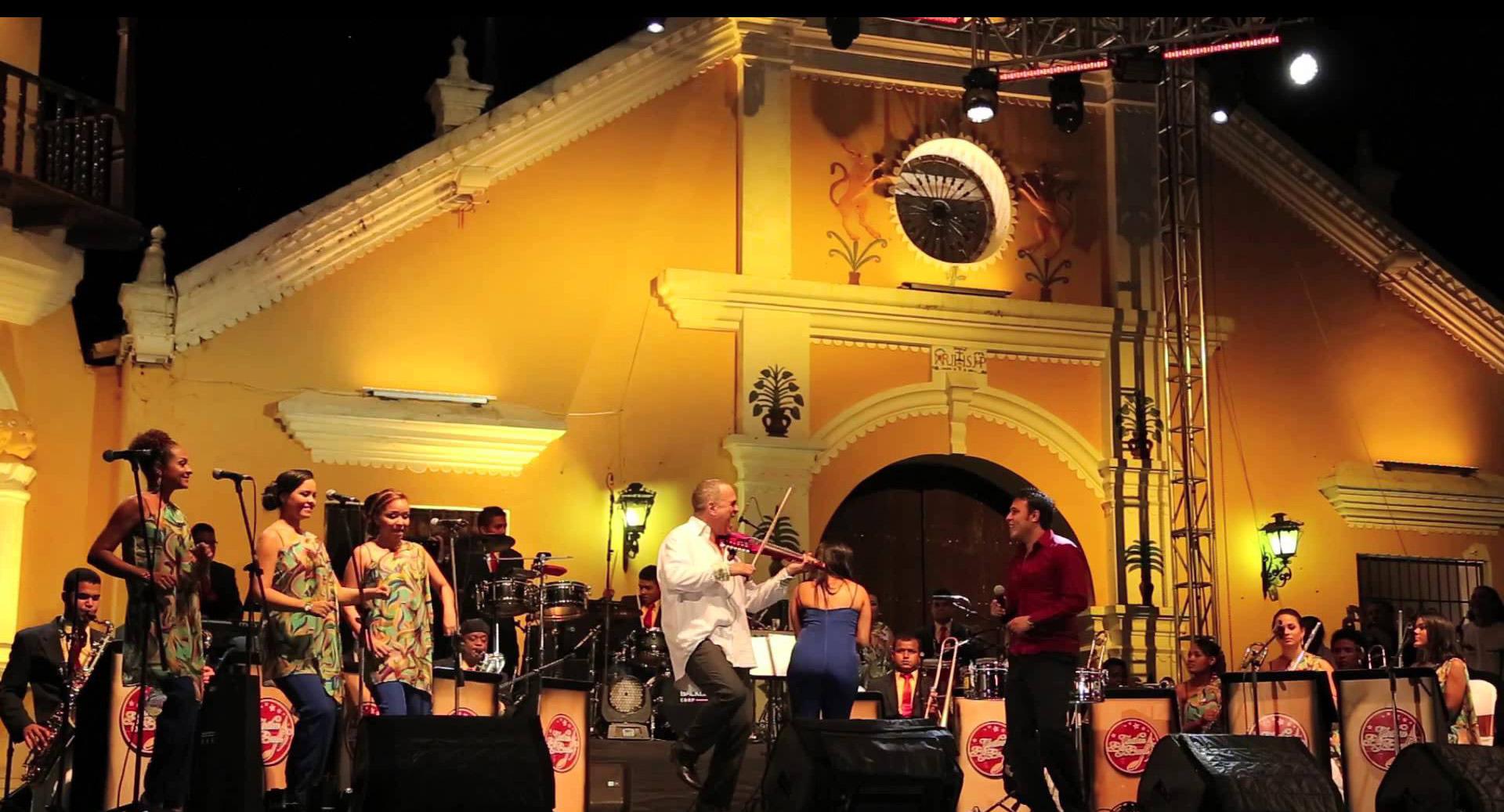 La música dominicana enciende la llama del Mompox Jazz Festival en Colombia