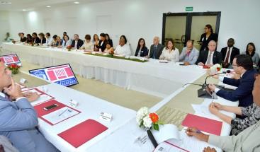 Navarro coordina con sociedad civil un Plan Nacional de Educación Inclusiva