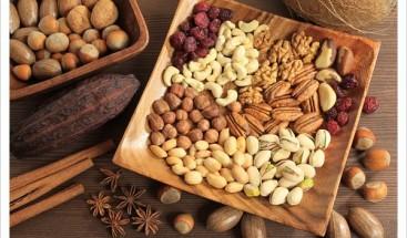 El consumo de nueces reduce los niveles de colesterol