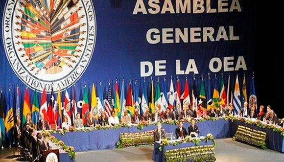 La OEA inicia los preparativos de la VIII Cumbre de las Américas de Lima