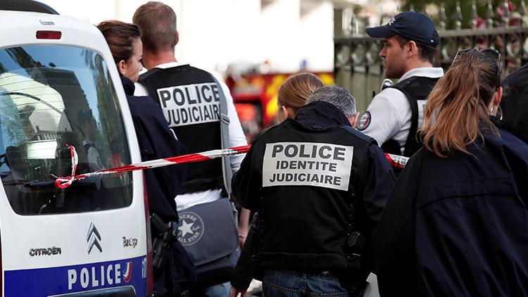 Detienen a dos sospechosos durante una operación antiterrorista cerca de París