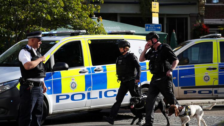 Evacúan en Londres una estación del metro