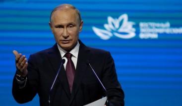 Los rusos de nuevo: Un medio español acusa a Assange de servir a Putin en la