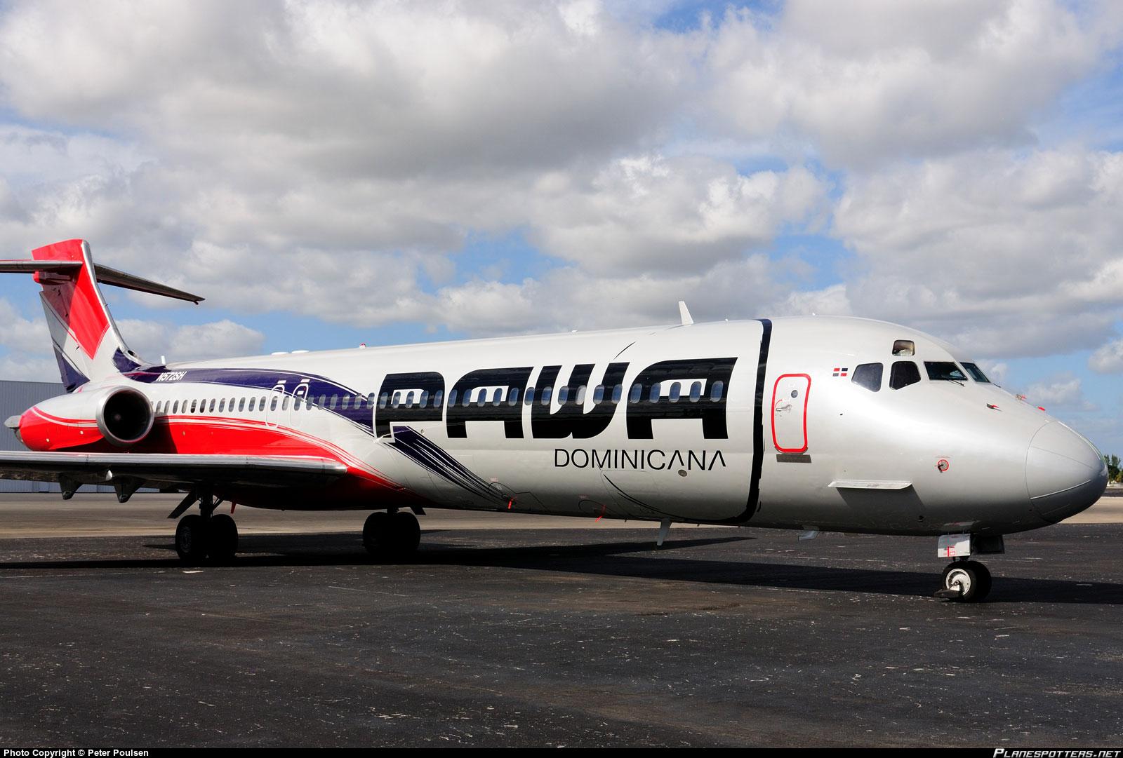 PAWA Dominicana dispone vuelo especial para recoger dominicanos en San Martín