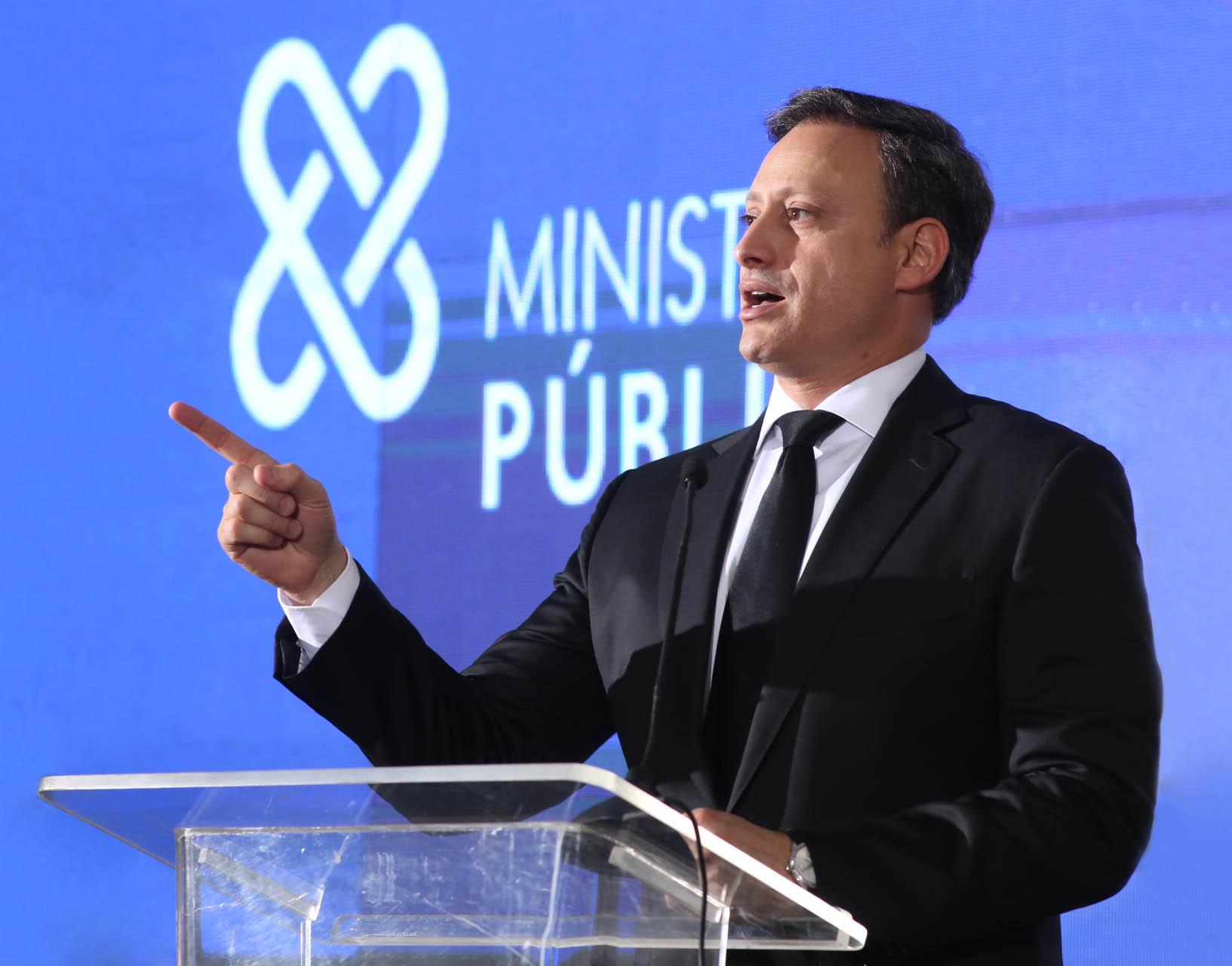 Procurador: Condena a Raúl Mondesí es señal positiva en lucha contra la corrupción y la impunidad
