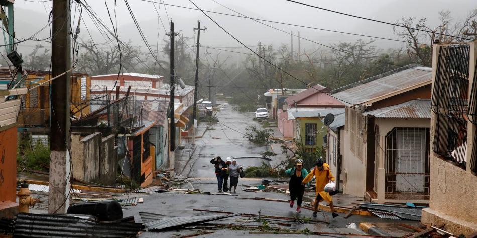 EEUU correrá con los gastos de reconstrucción en Puerto Rico durante 180 días