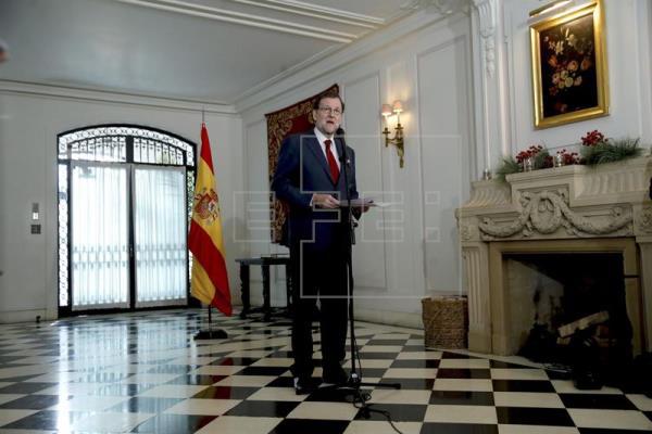 Rajoy se reunirá con Trump en la Casa Blanca el próximo 26 de septiembre