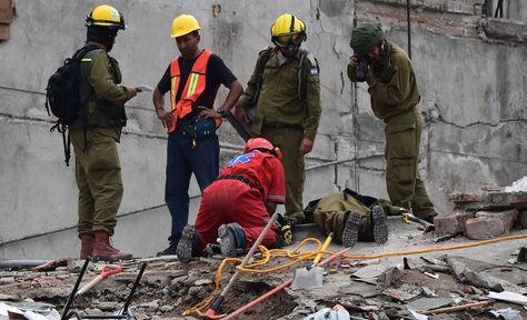 México agradece apoyo y solidaridad internacional tras sismos