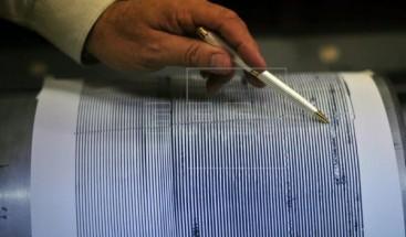 Un temblor de magnitud 5,1 sacude la región chilena del Biobío