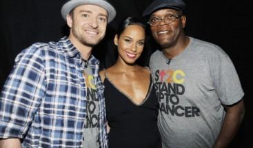 Justin Timberlake y Alicia Keys dan show de interpretación en Rock in Río