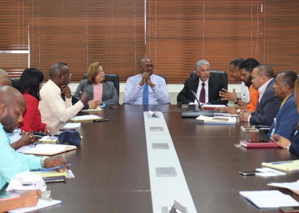 ASDE reúne con comité de emergencias ante el paso del huracán Irma