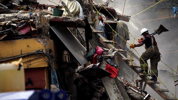 El número de víctimas por el terremoto en México aumenta a 286