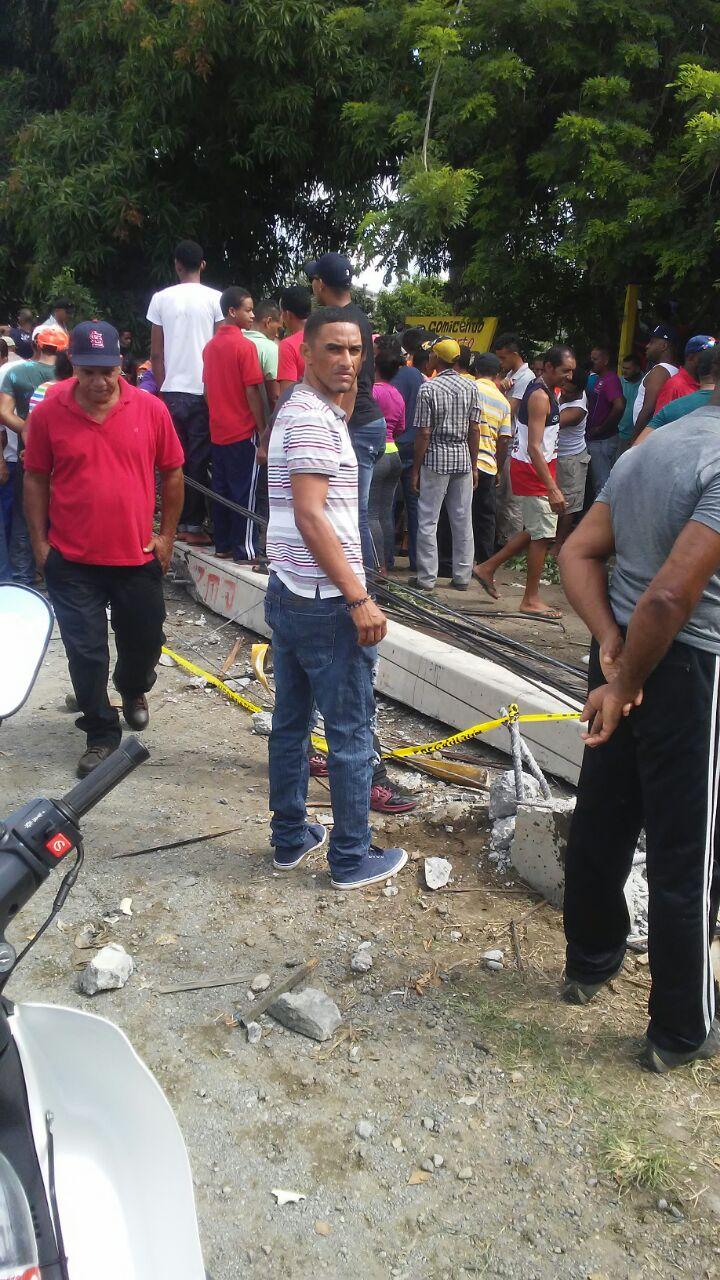 Veterinario muere en accidente de tránsito en el municipio Cabrera