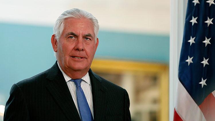 Tillerson afirma que Washington tiene canales para comunicarse con Pionyang