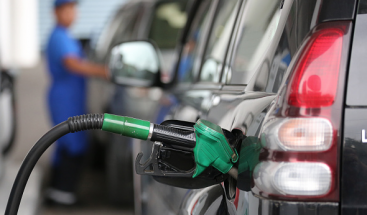 Gasolina y gasoil suben RD$2.00 y el GLP RD$3.00
