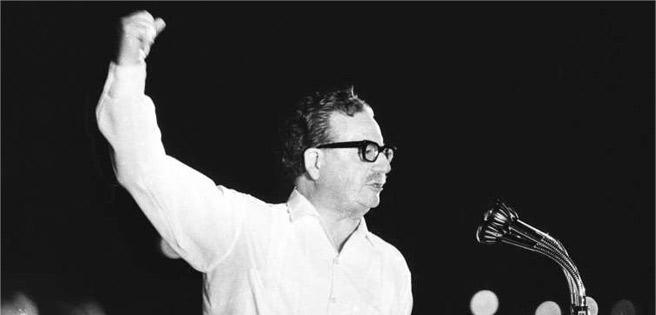 Chilenos conmemoran 44 años del derrocamiento de Allende con masiva romería