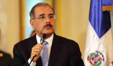 Danilo Medina recibirá saludos de Año Nuevo el próximo 10 de enero
