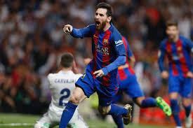 Messi, en el último minuto, da ventaja al Barça tras el primer tiempo