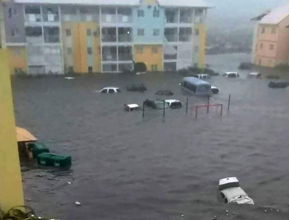 El huracán Irma causó al menos seis muertos en St. Martin