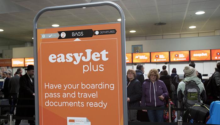 EasyJet permitirá el uso de su web para reservar vuelos de larga distancia