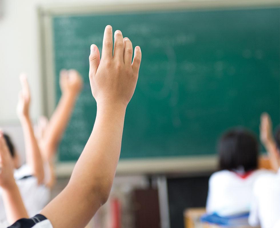 Más de 3,5 millones de niños refugiados no recibieron educación el año pasado