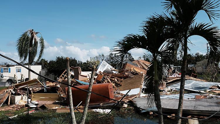 Ojo de Irma comienza a dejar Cuba atrás y se aproxima a los Cayos de Florida