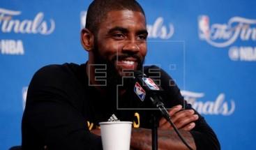 Irving comienza caminada sin James pero como líder de los Celtics