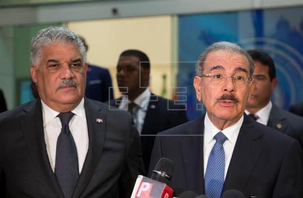 Doce países piden acompañamiento a diálogo sobre Venezuela en RD