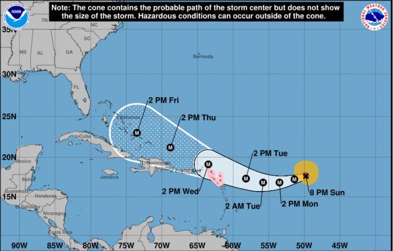 Gobernador de Florida declara estado de emergencia por huracán Irma