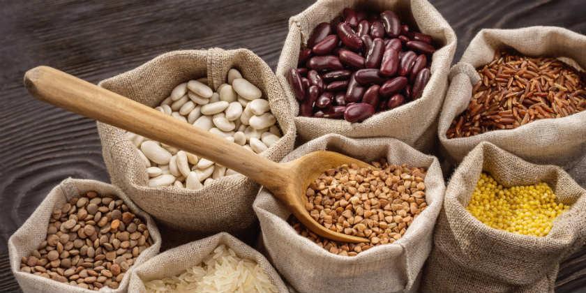 Comer legumbres para mejorar la salud