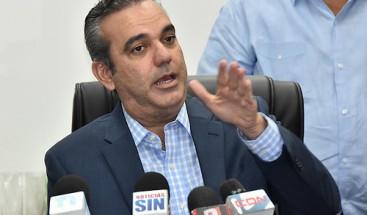 Luis Abinader dice PRM está fortalecido