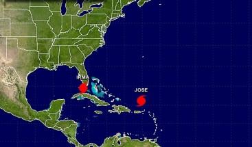 Florida recibe el devastador huracán Irma tras días de preparativos