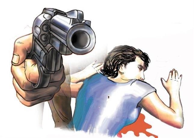 Hombre ultimó de un disparo en la cabeza a su pareja sentimental