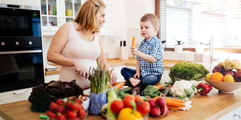 La fruta: clave en una dieta variada